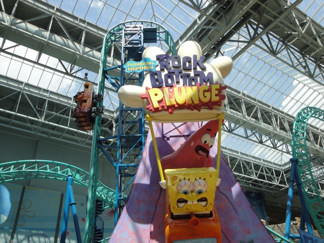 Spongebob Squarepants Rock Bottom Plunge (Nickelodeon